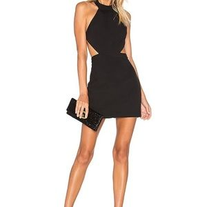 NBD NAVEN Black bodycon dress